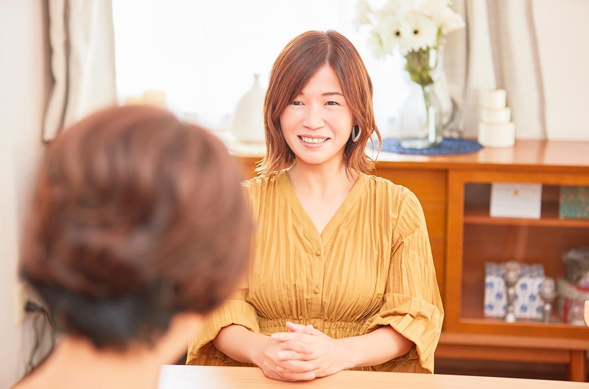 大久保佳代子さんは「恋愛の星」をもつ恋多き女